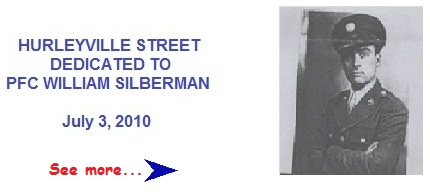 hurleyville, william silberman